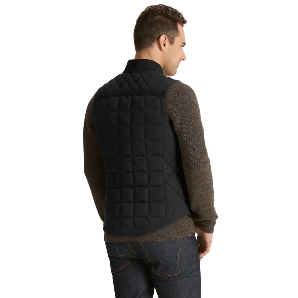 NAU Men's Utility Down Vest - CAVIAR