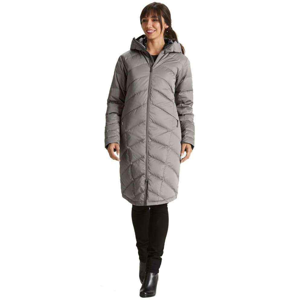 NAU Women's Oblique Down Trench - CAPE
