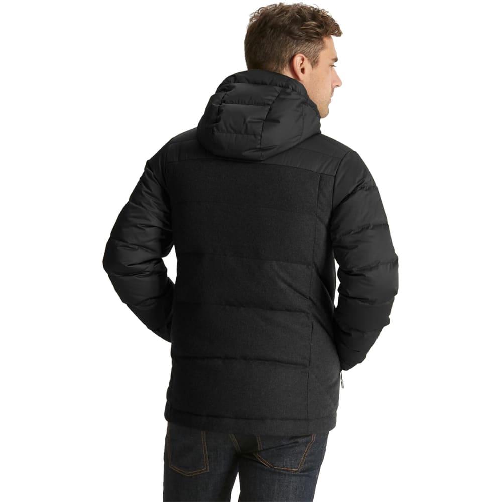 NAU Men's Dual Down Jacket - CAVIAR
