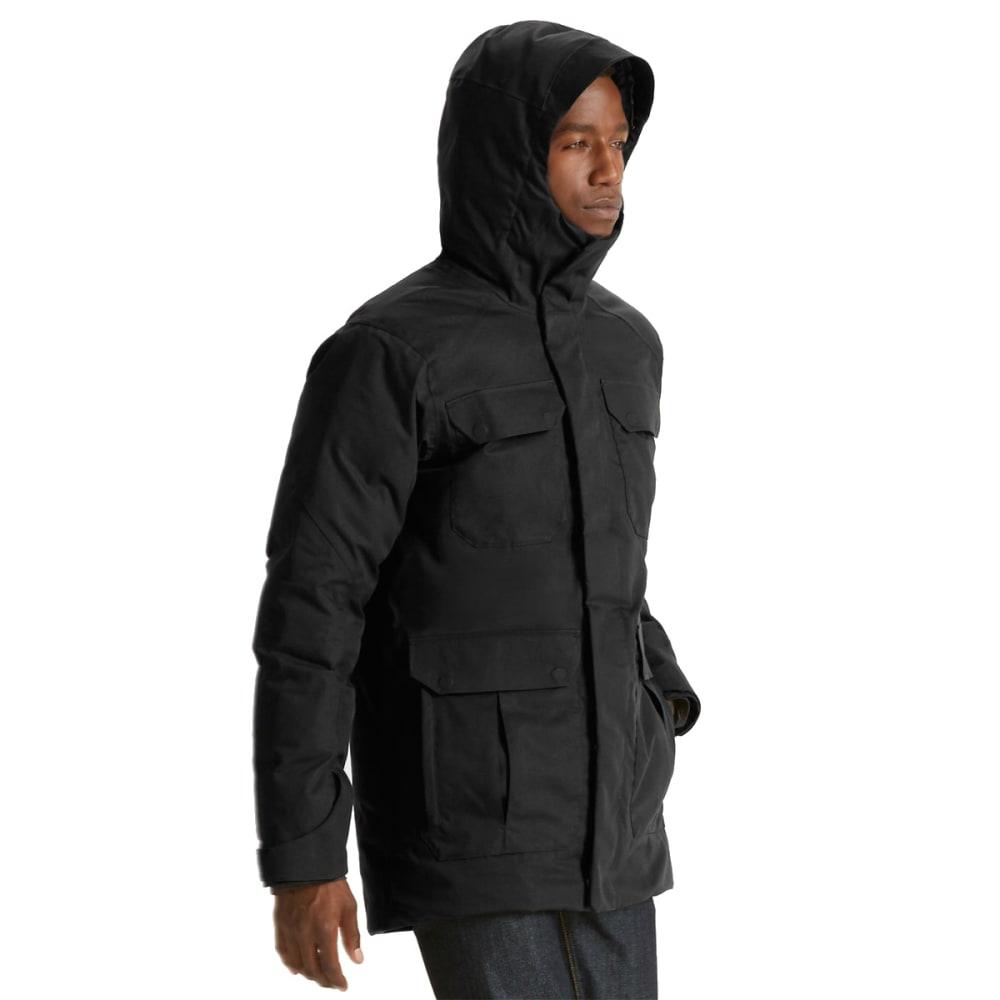 NAU Men's Oslo Down Jacket - CAVIAR