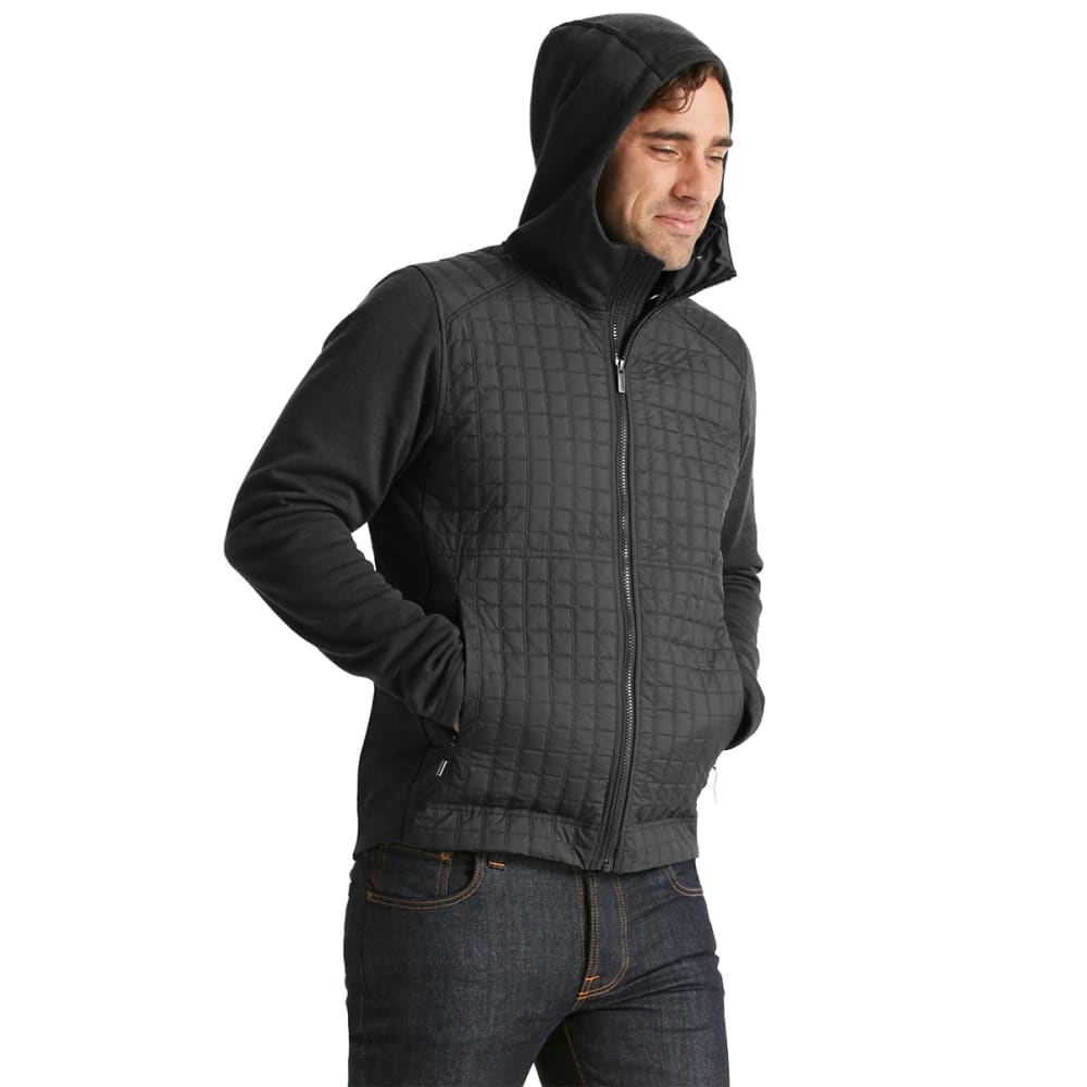 NAU Men's Off The Grid Jacket  - CAVIAR
