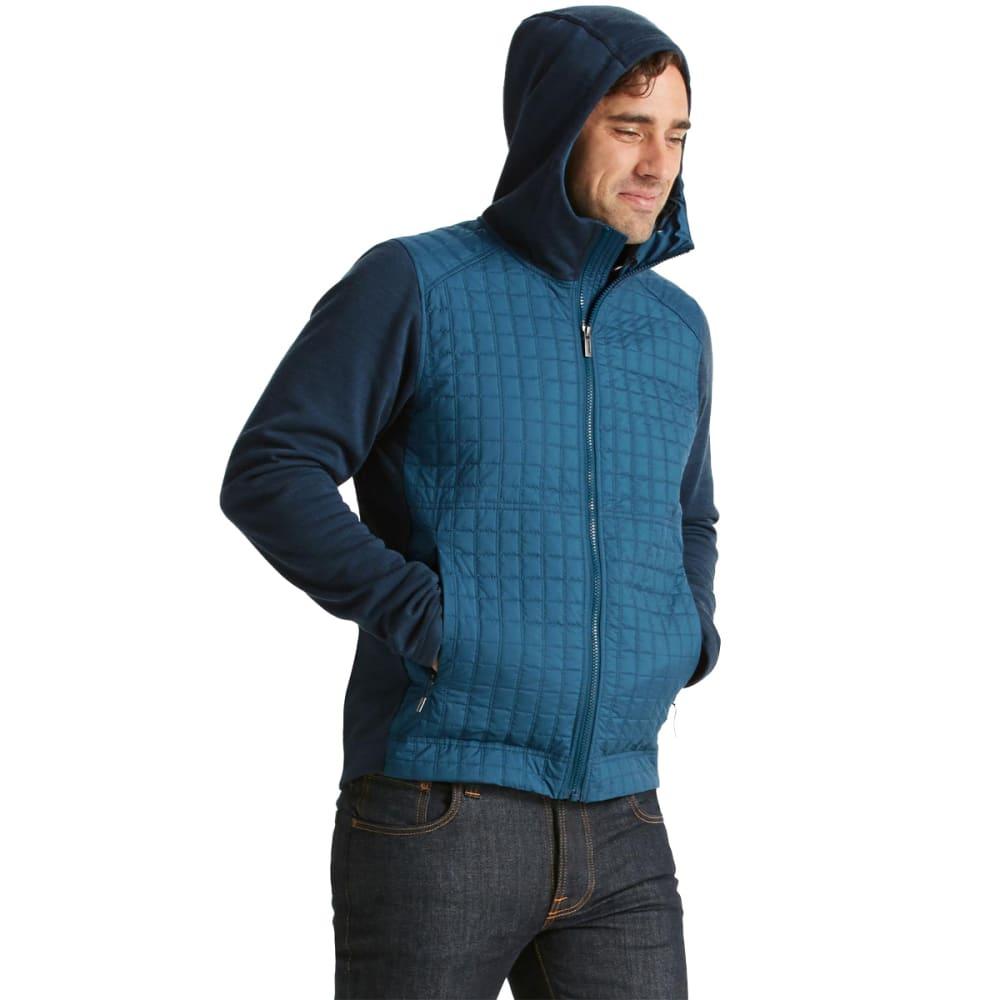 NAU Men's Off The Grid Jacket - LAGOON