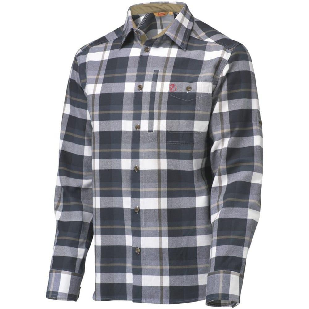 FJÄLLRÄVEN Men's Fjällglim Shirt - DARK BLUE