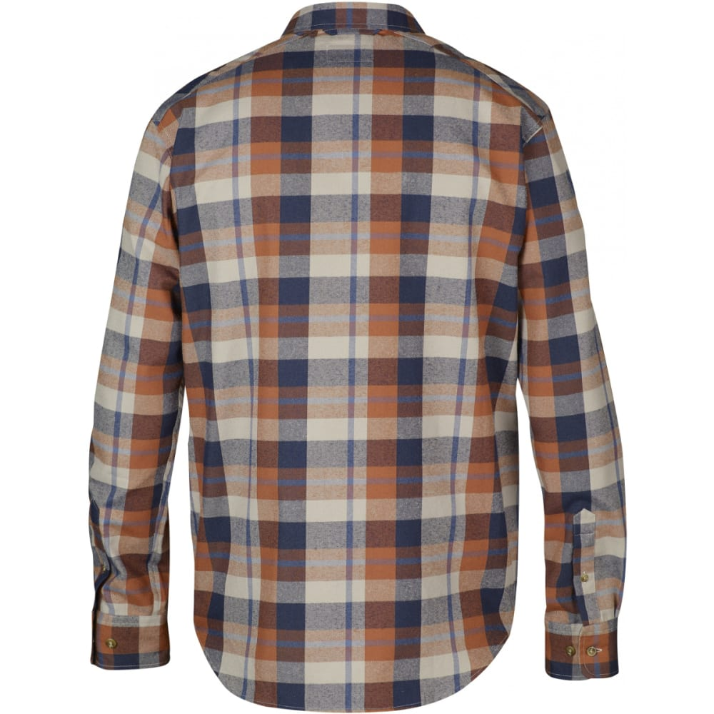 FJÄLLRÄVEN Men's Fjällglim Shirt - UMBRA