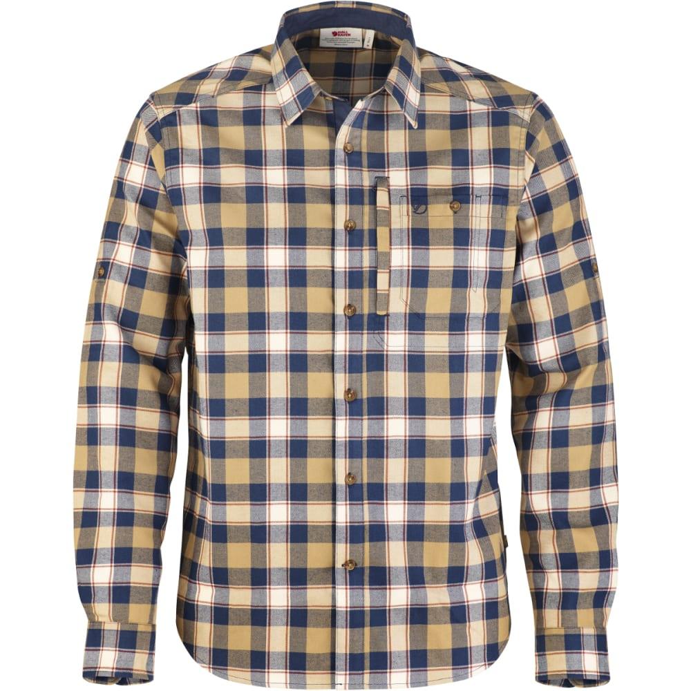 FJALLRAVEN Men's Fjallglim Shirt - BLUEBERRY