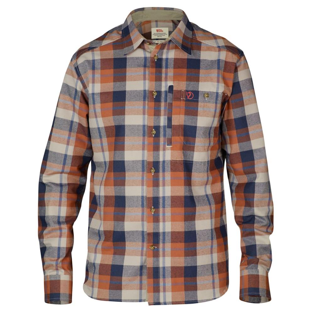 FJALLRAVEN Men's Fjallglim Shirt - AUTUMN LEAF