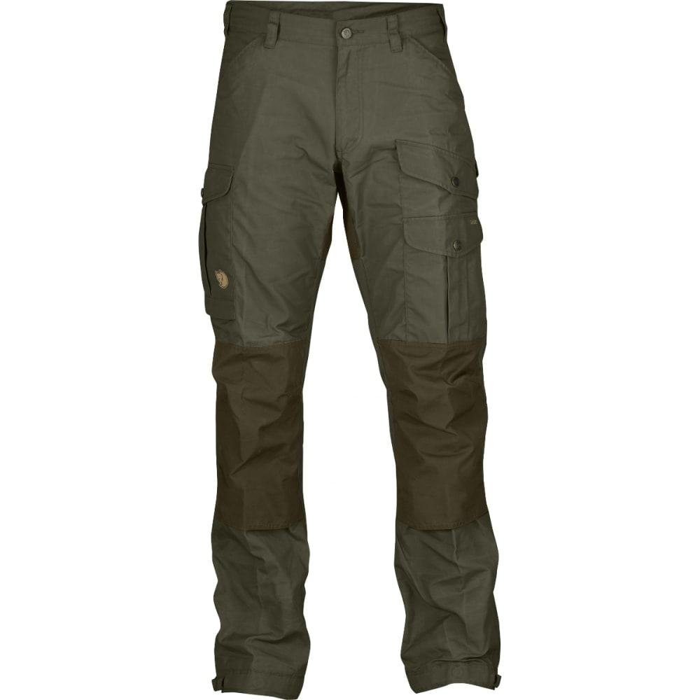 FJALLRAVEN Men's Vidda Pro Trousers - TARMAC/DK OLIVE