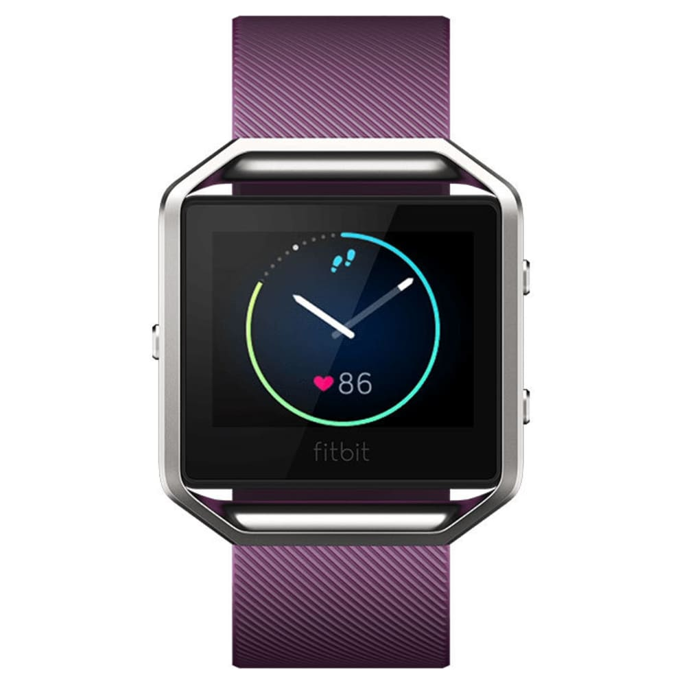 FITBIT Blaze Fitness Watch, Small - PLUM
