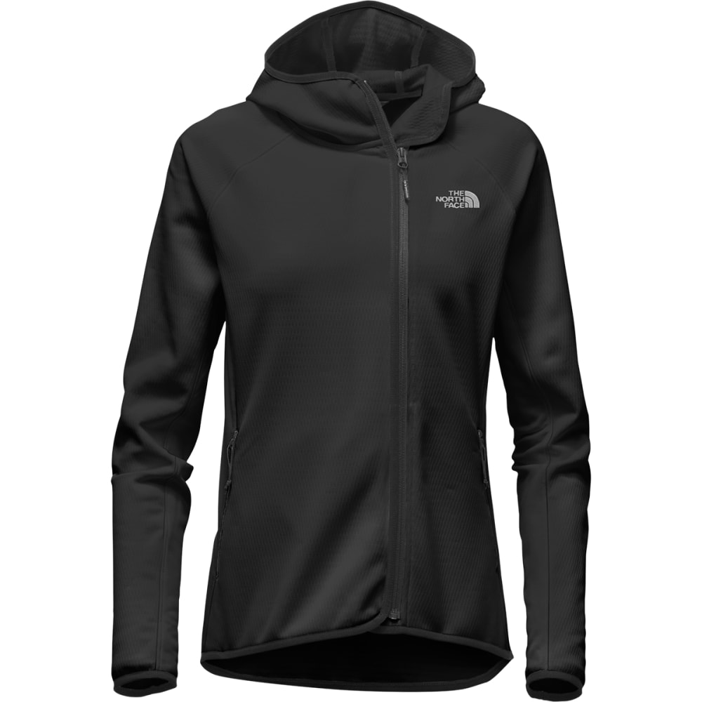 THE NORTH FACE Women's Arcata Hoodie - JK3-TNF BLK