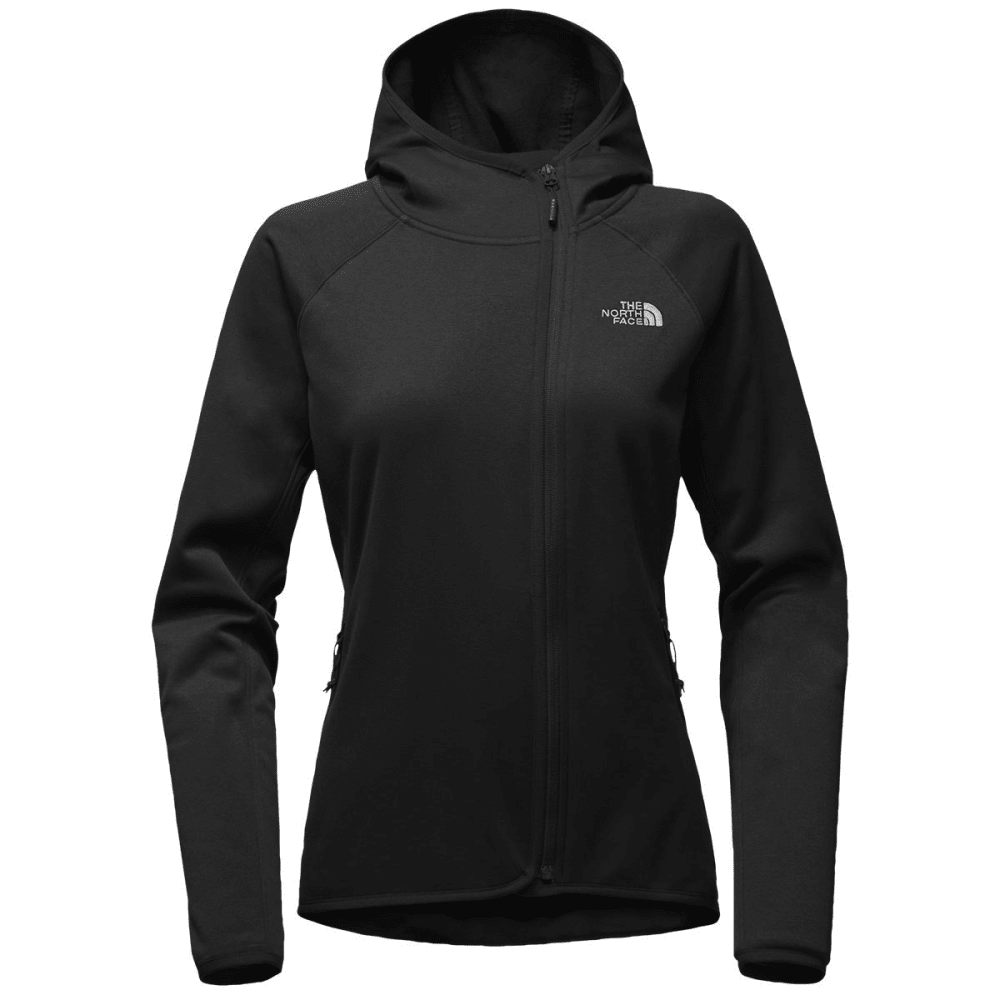 THE NORTH FACE Women's Arcata Hoodie - KS7-TNF BLK HEATHER