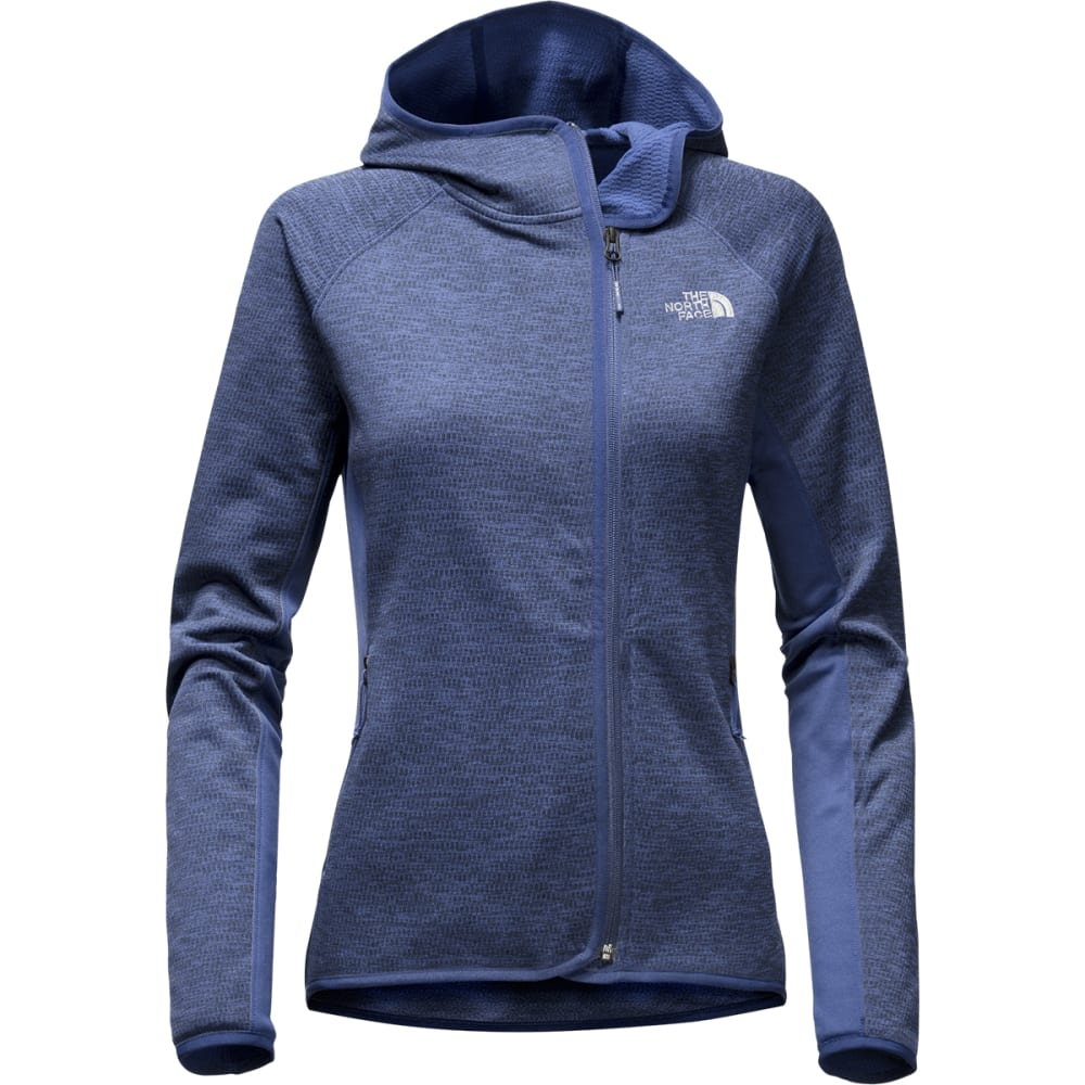 THE NORTH FACE Women's Arcata Hoodie - HGS-COSTAL JFORD BLU