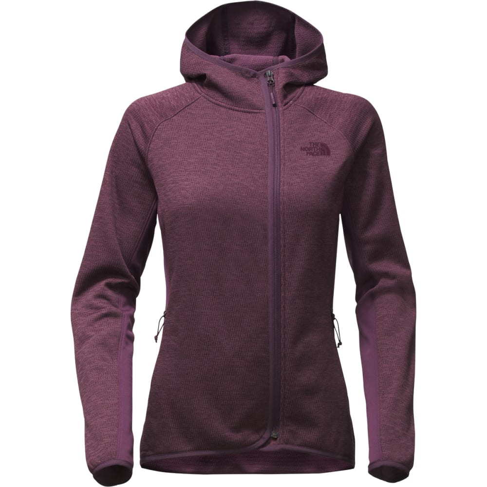 THE NORTH FACE Women's Arcata Hoodie - QAY-BLACKBERRY WINE
