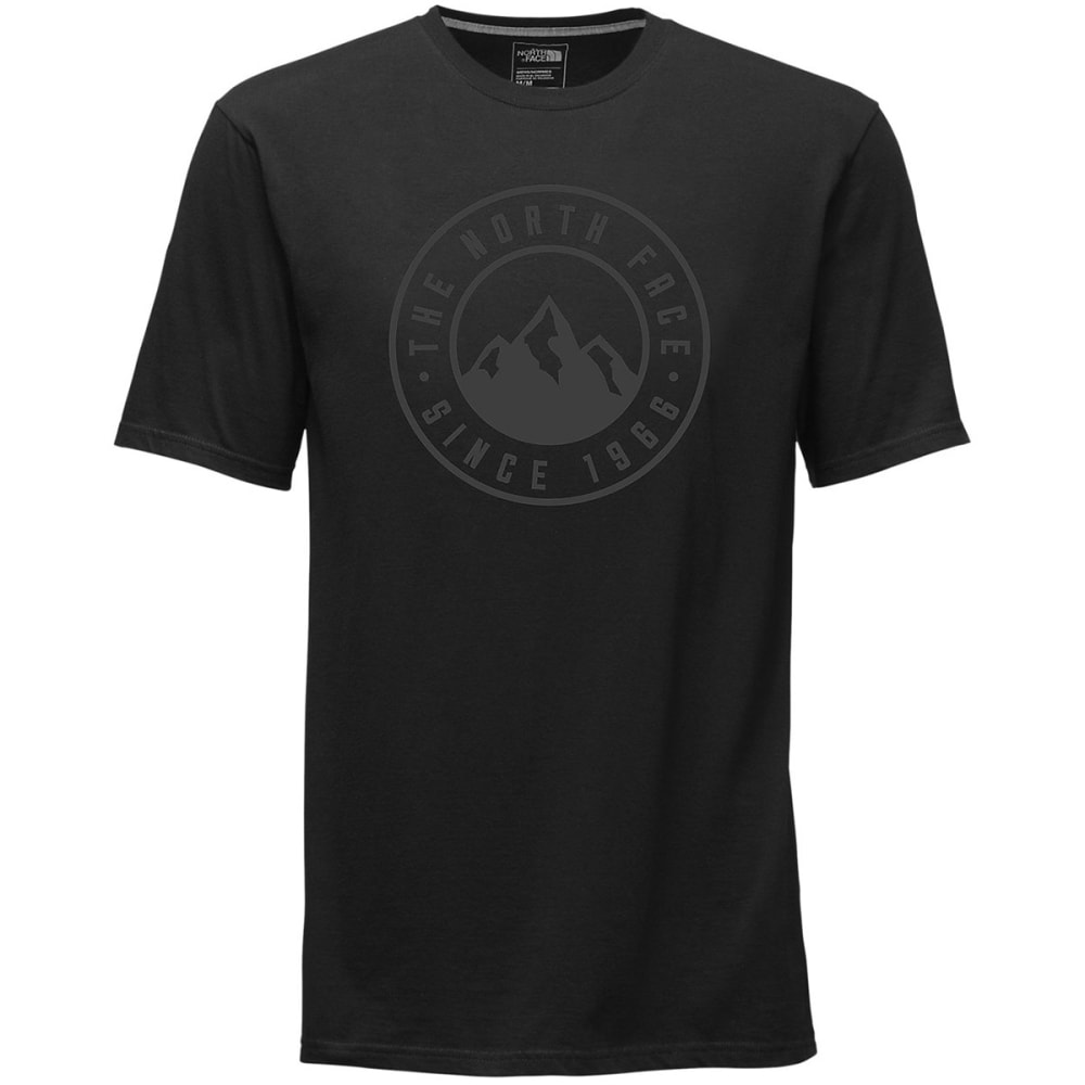 THE NORTH FACE Men's Circamount Short-Sleeve Tee - JK3-TNF BLACK