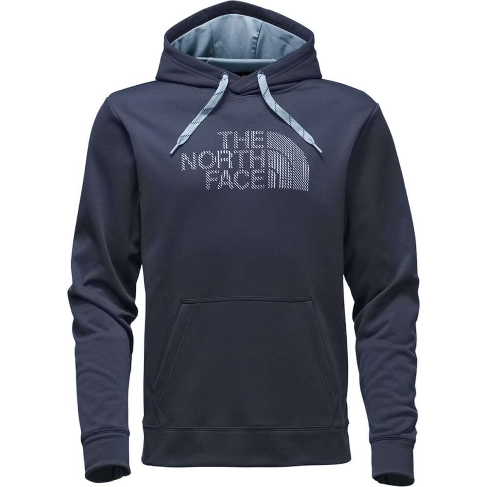 THE NORTH FACE Men's Surgent Rope Fill Hoodie - FLW-COSMIC BLUE HTHR