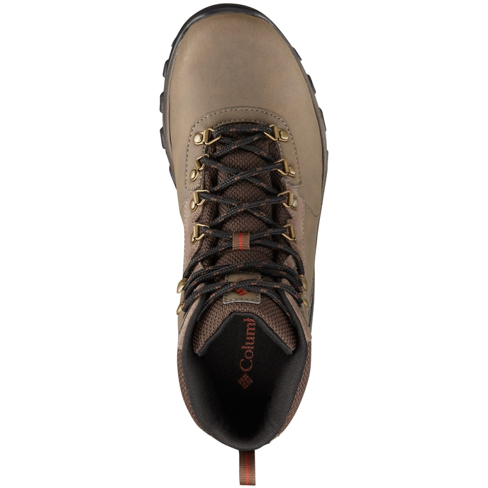 5fb362660 COLUMBIA Men's Newton Ridge Plus II Hiking Boots, Mud - Eastern ...