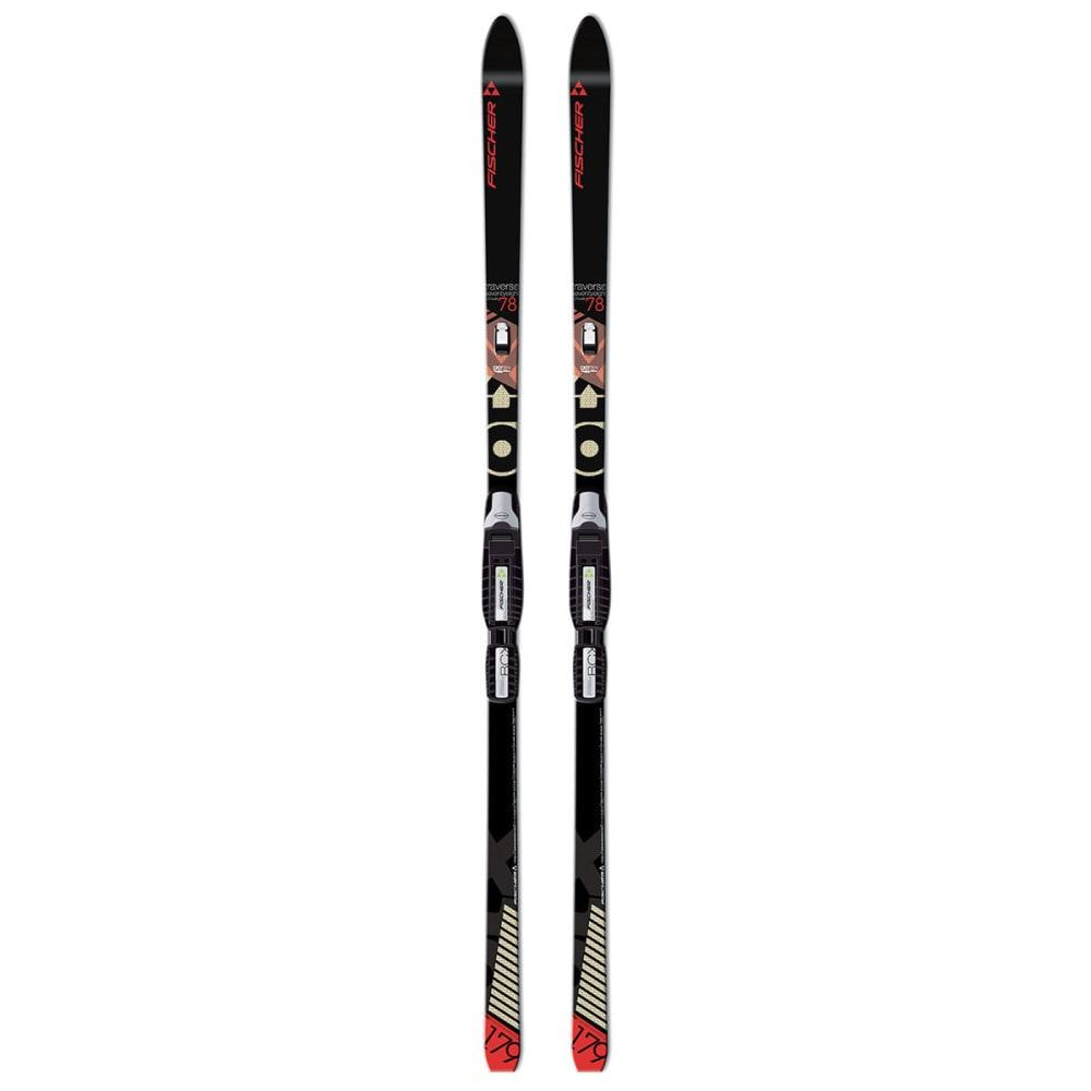 FISCHER Traverse 78 Crown Skis - NO COLOR