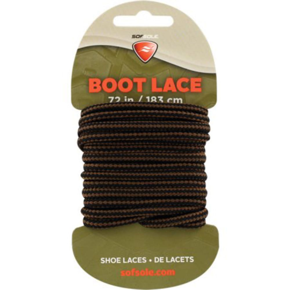 SOF SOLE 72 in. Boot Laces ONE SIZE