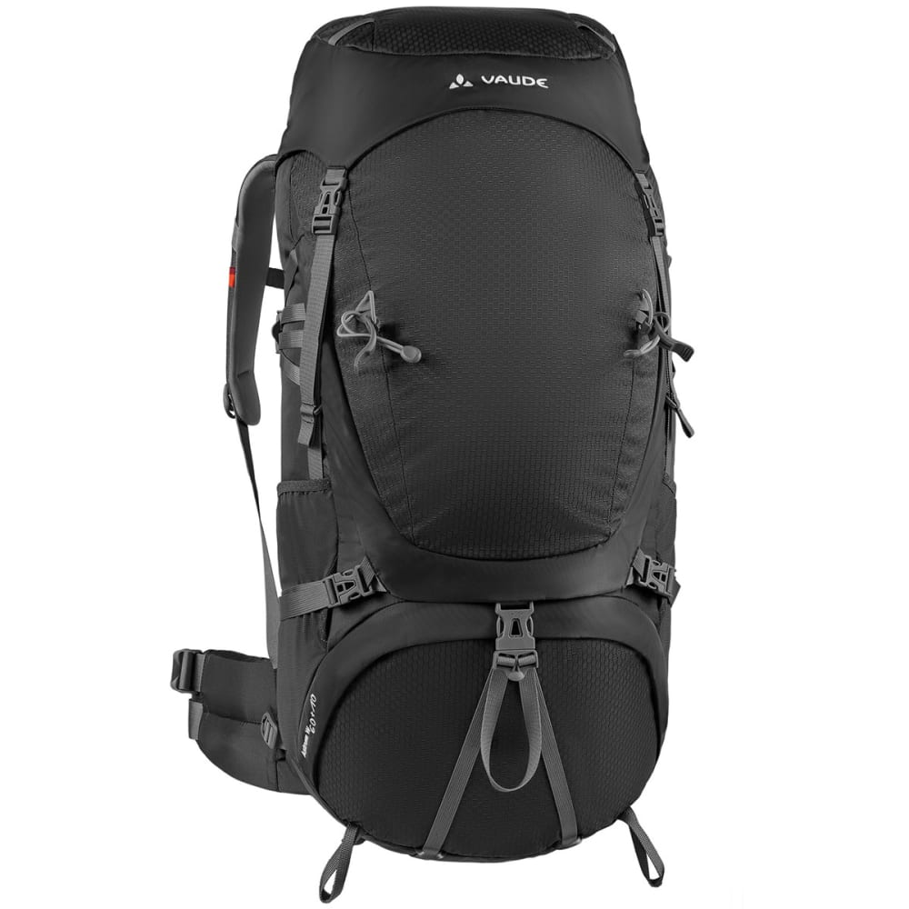 VAUDE Astrum 70+10 Backpack  - BLACK