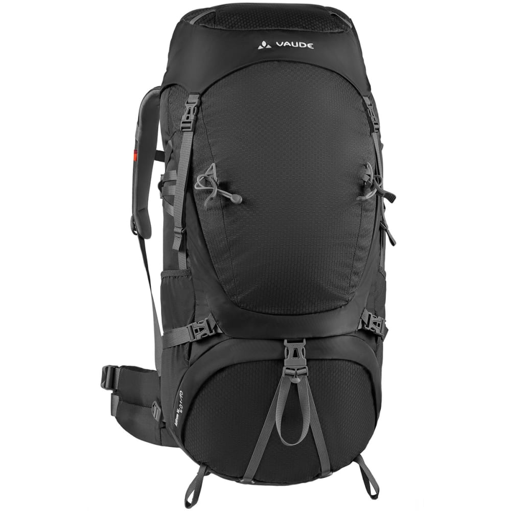VAUDE Astrum 60+10 Backpack - BLACK