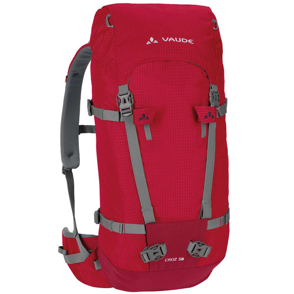 VAUDE Croz 38+8 Alpine Backpack - RED