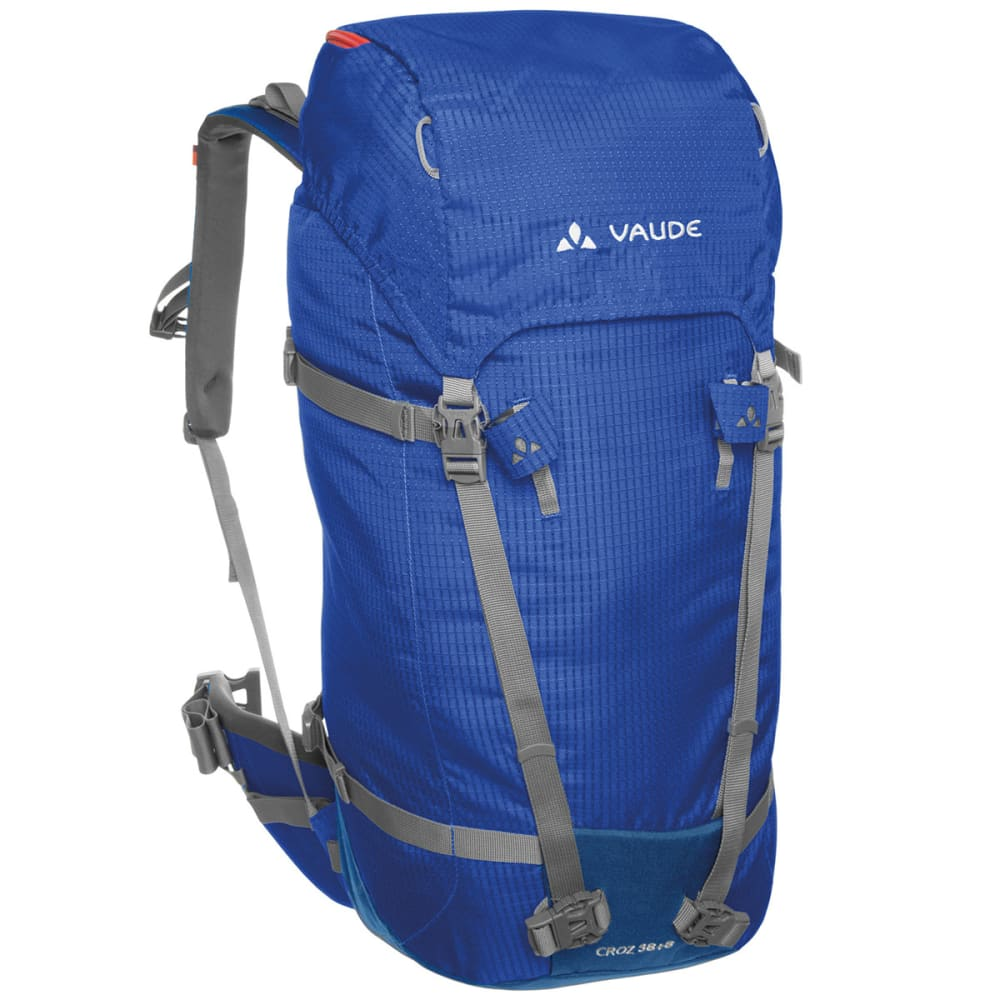 VAUDE Croz 48+8 Alpine Backpack - HYDRO BLUE