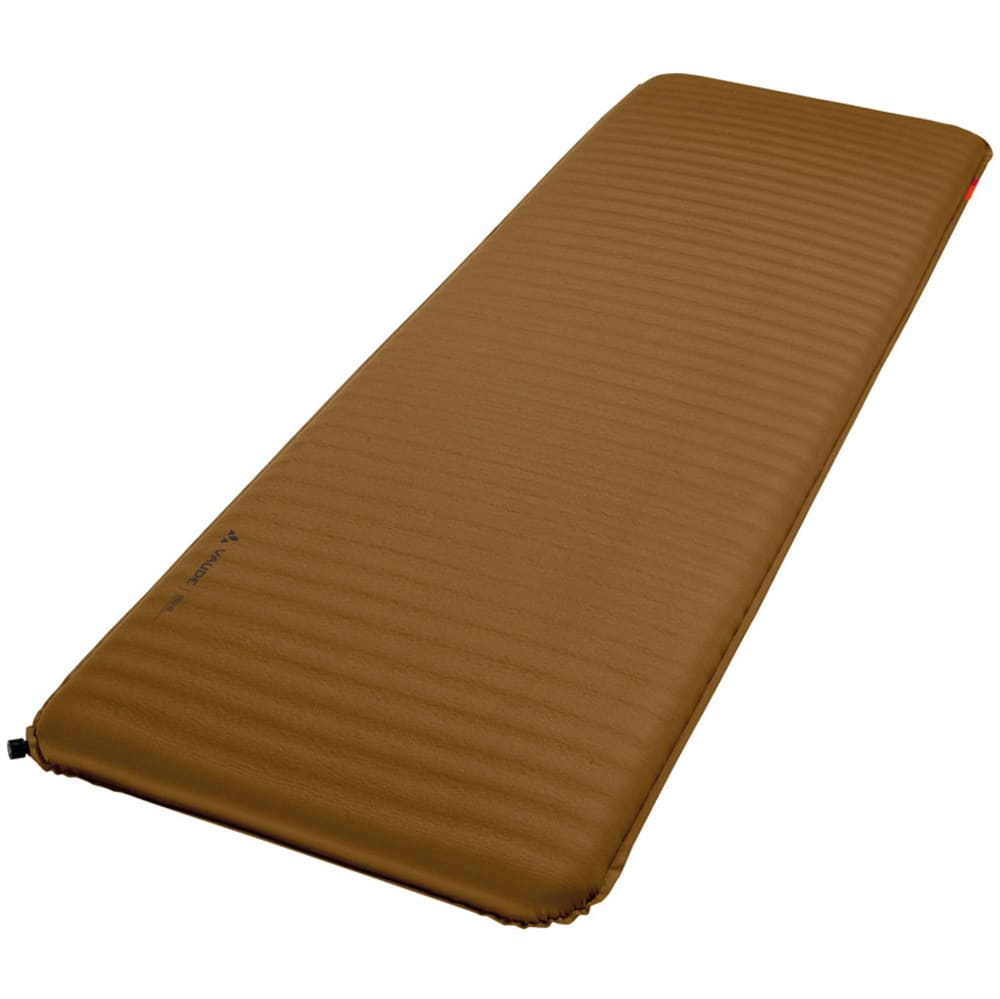 VAUDE Deluxe Stretch Top Sleeping Pad - WOOD