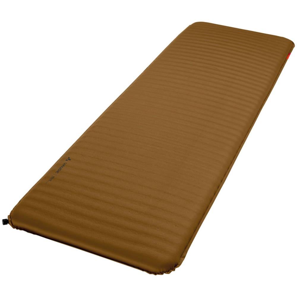VAUDE Deluxe Stretch Top Sleeping Pad - WOOD