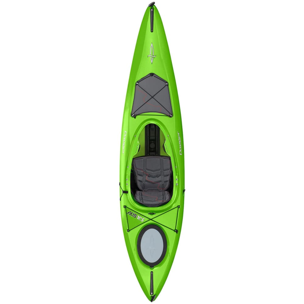 DAGGER Axis 10.5 Kayak, Factory Seconds - LIME