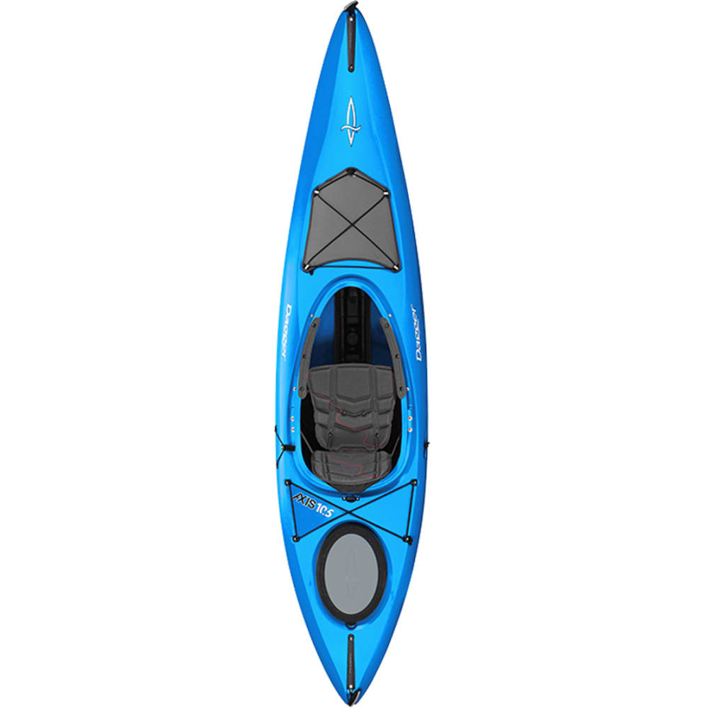 DAGGER Axis 10.5 Kayak, Factory Seconds - BLUE