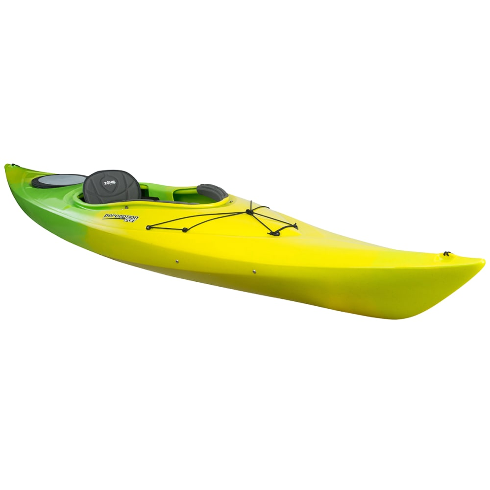 PERCEPTION Rhythm 11 Kayak - LIME/YELLOW