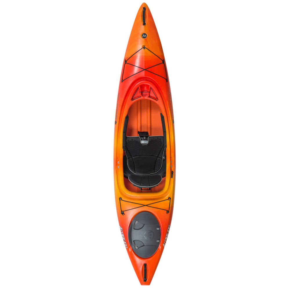 WILDERNESS SYSTEMS Aspire 100 Kayak, Factory Second  - MANGO