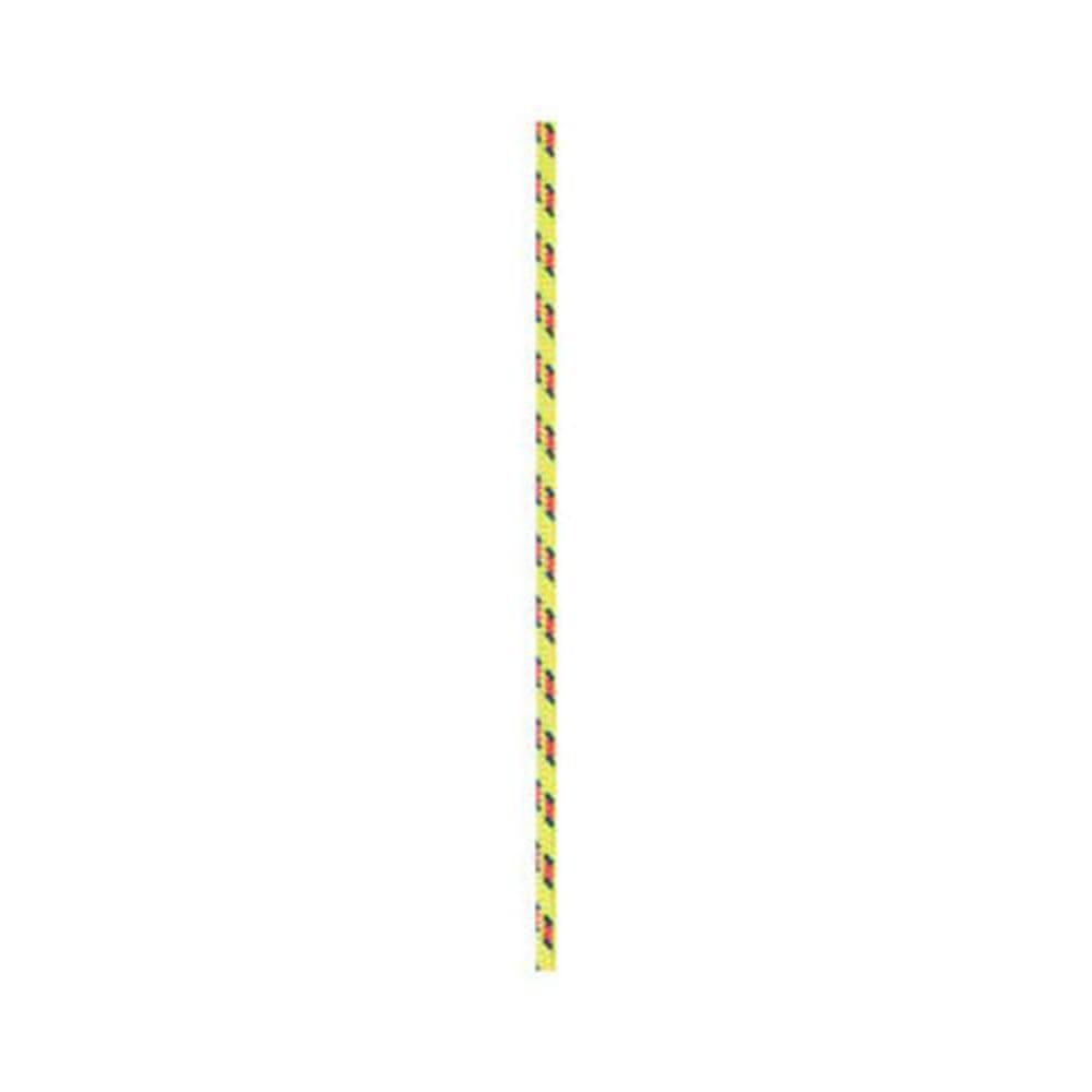 BEAL 5mm x 120m Accessory Cord Spool - YELLOW