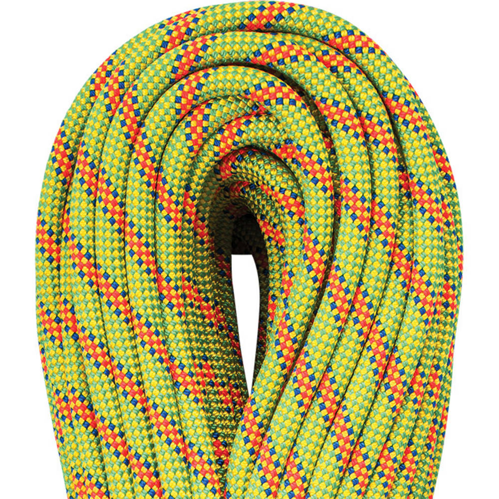 BEAL Booster 9.7mm x 60m Anis UC DC Climbing Rope - ANIS