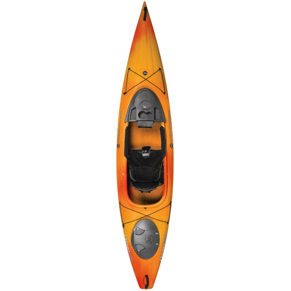 WILDERNESS SYSTEMS Pungo 120 Kayak, Factory Second  - MANGO
