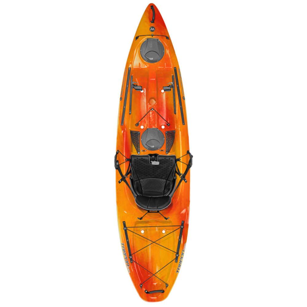 WILDERNESS SYSTEMS Tarpon 100 Kayak, Factory Second - MANGO