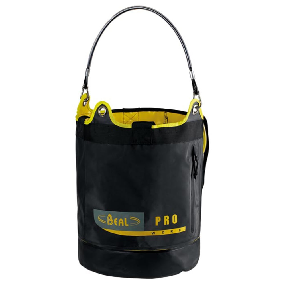BEAL Pro Bag Genius Bucket - BLACK/YELLOW