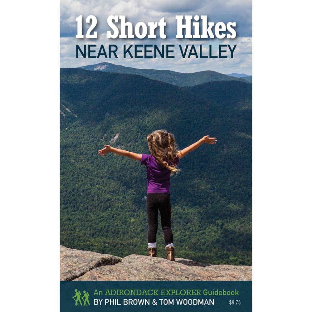 Lost Pond Press 12 Short Hikes Near Keene Valley