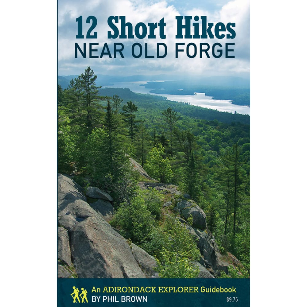 LOST POND PRESS 12 Short Hikes Near Old Forge NO SIZE