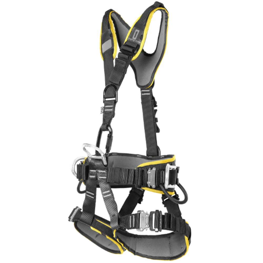 SINGING ROCK Expert III Speed Harness - BLACK