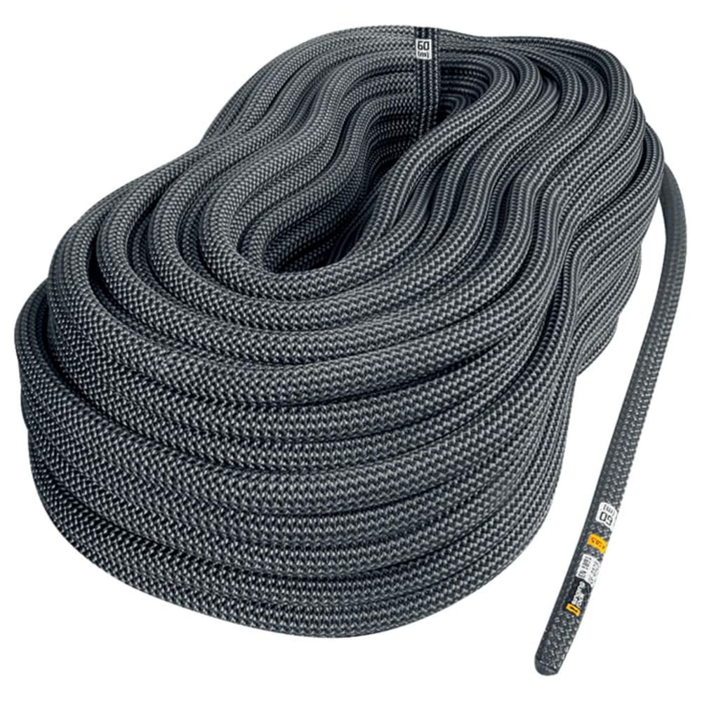 SINGING ROCK Route 44 10.5mm 150 ft. NFPA Static Rope - BLACK