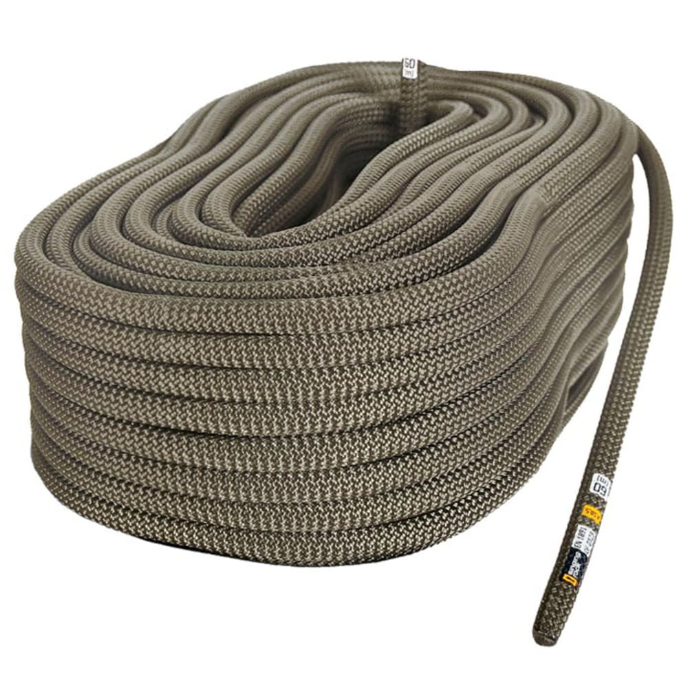 SINGING ROCK Route 44 10.5mm 150 ft. NFPA Static Rope - OLIVE