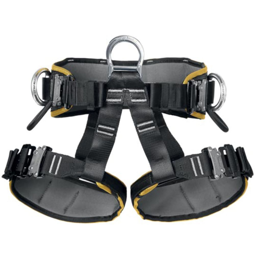 SINGING ROCK Sit Worker III Speed Harness - BLACK