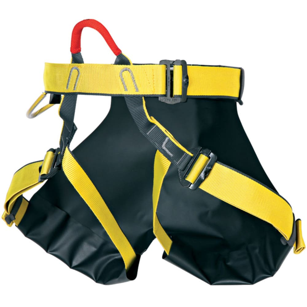 SINGING ROCK Top Canyon Harness - BLACK/YELLOW