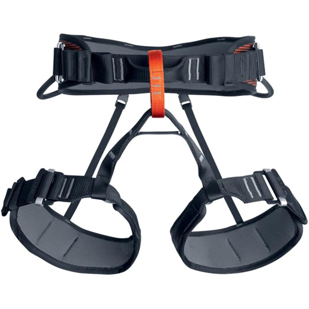 SINGING ROCK Urban II Sit Work Harness - BLACK
