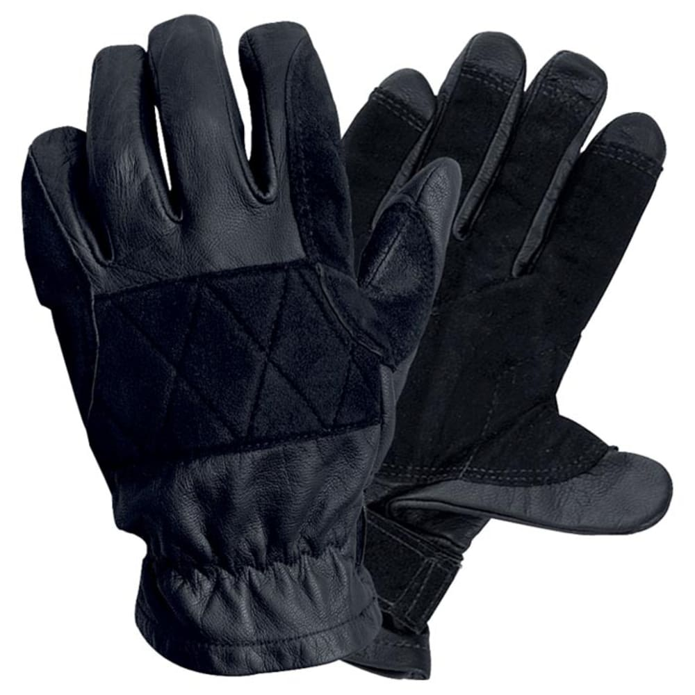 SINGING ROCK Verve Kevlar/Nomex Gloves - BLACK