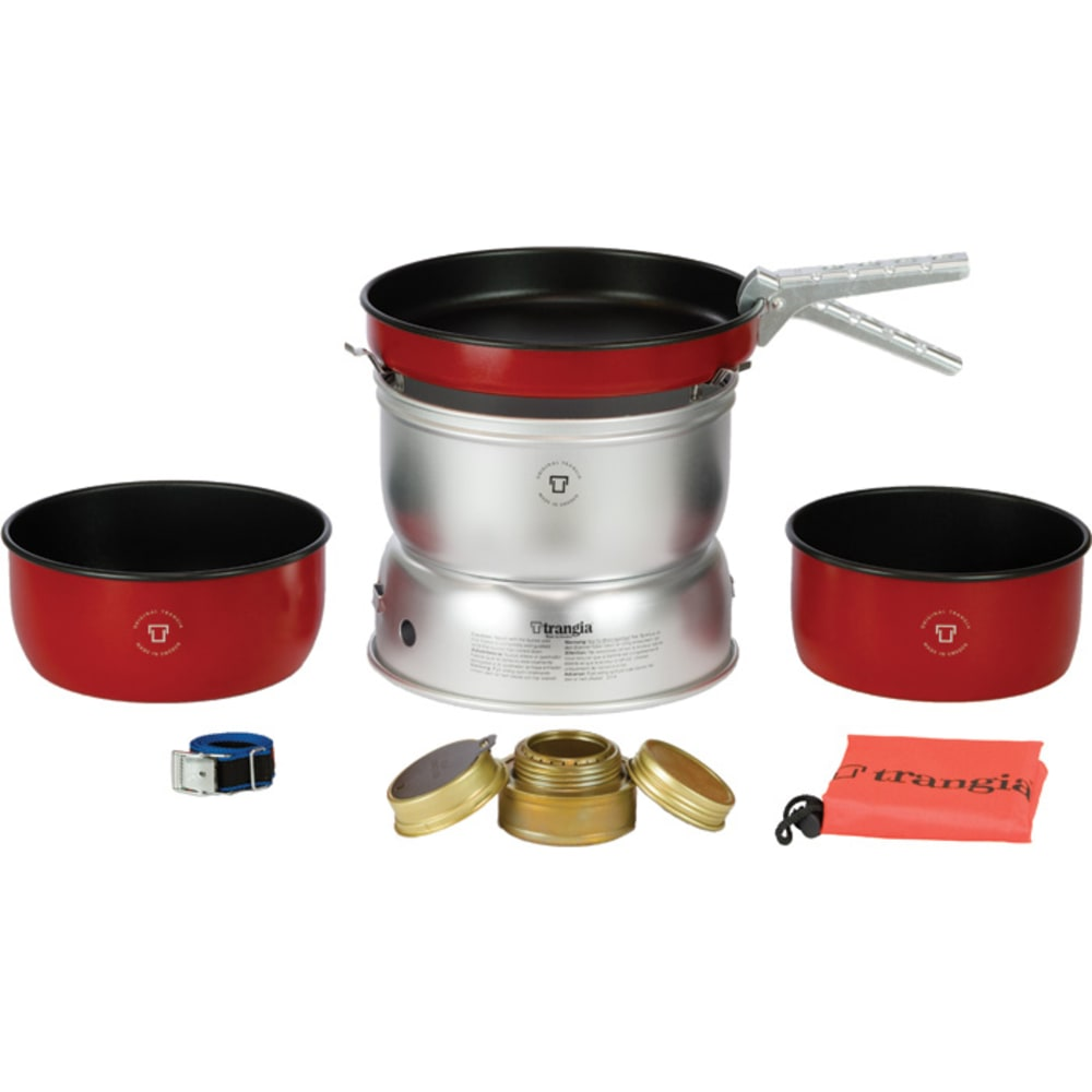 TRANGIA 25-5 Ultralight Anniversary Alcohol Stove Kit - NO COLOR