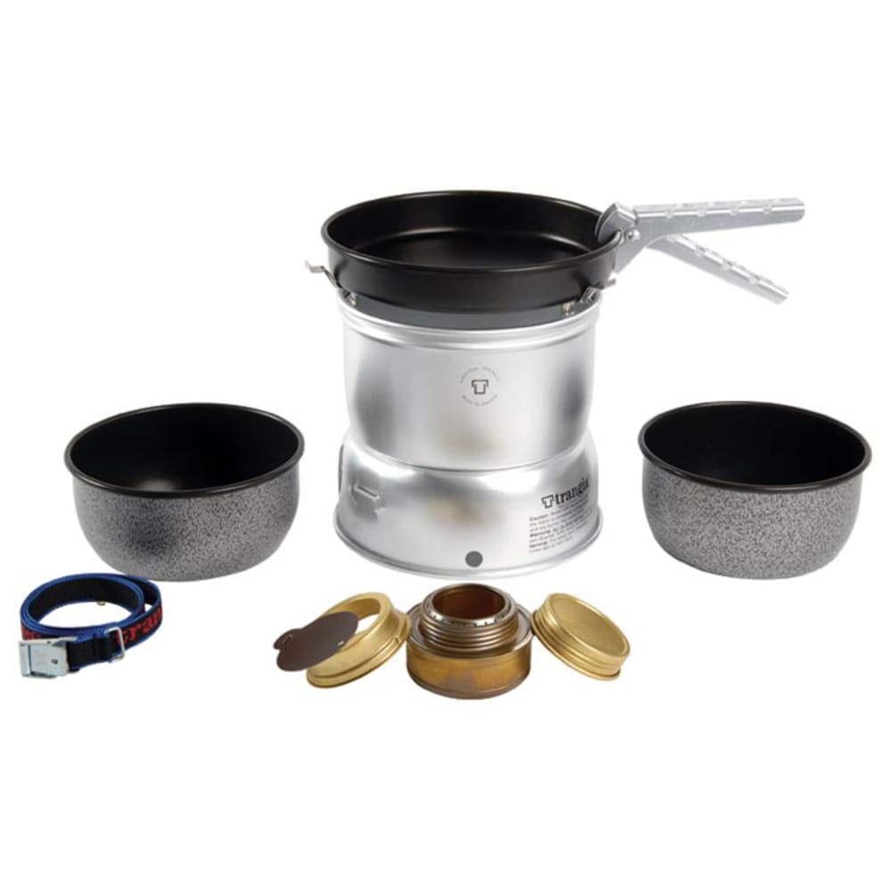 TRANGIA 27-5 Ultralight Alcohol Stove Kit - NO COLOR