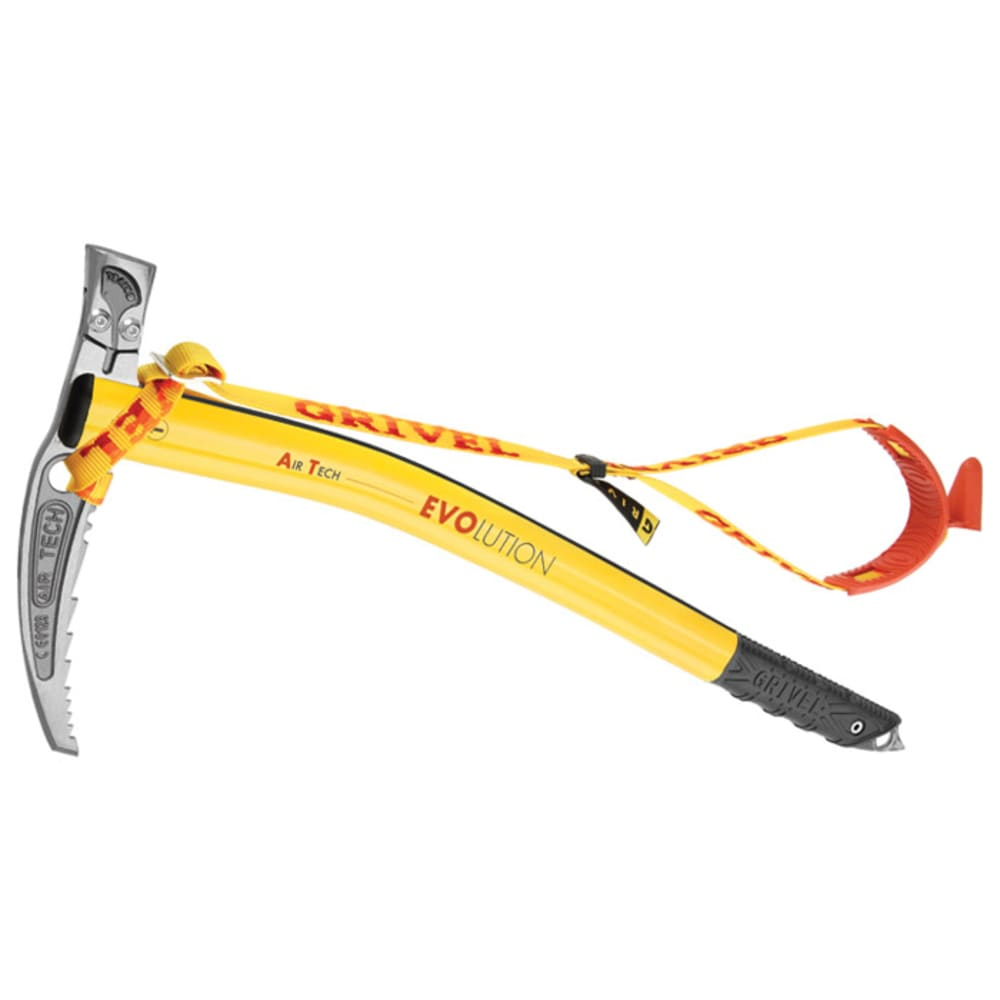 GRIVEL Air Tech G-Bone Hammer with Leash - YELLOW