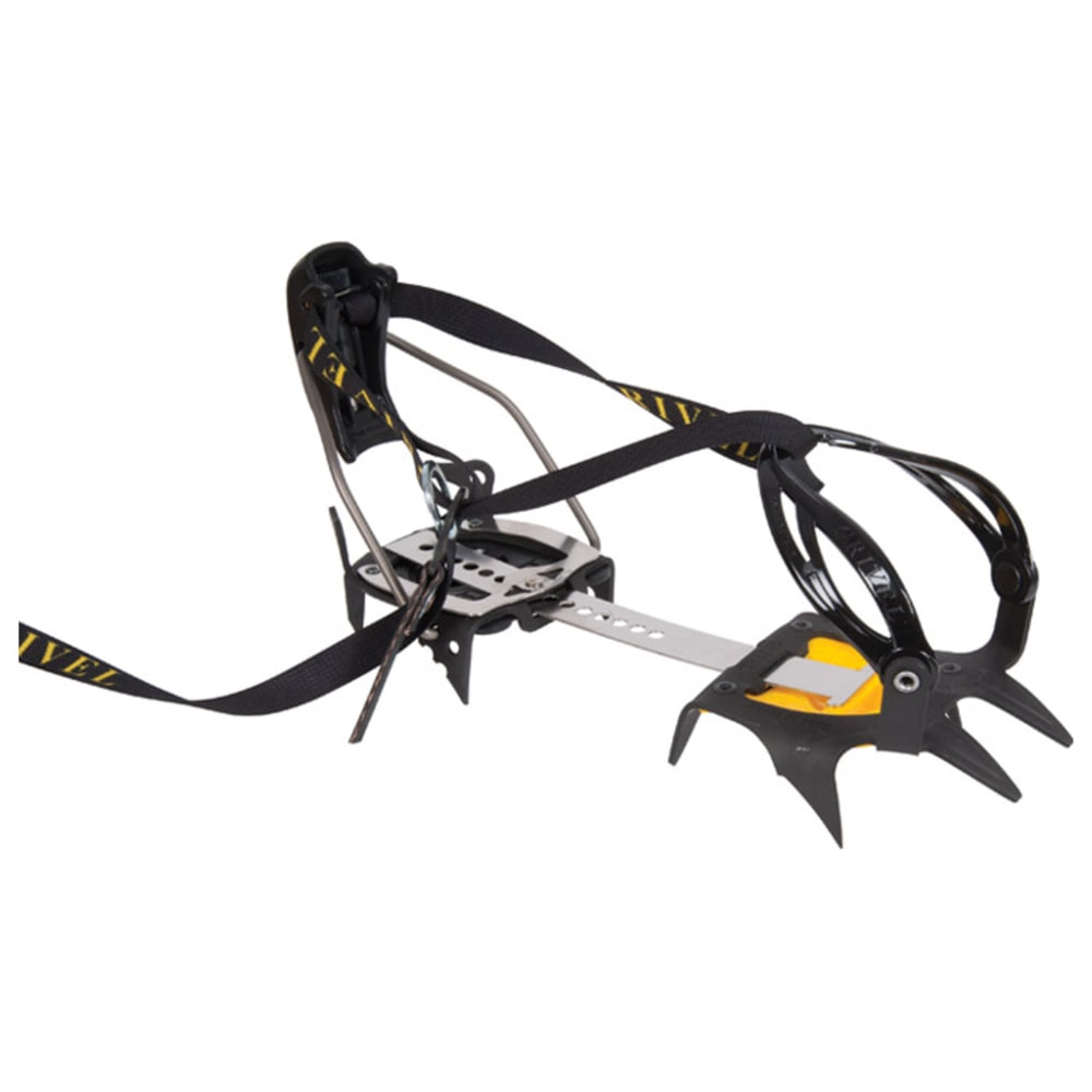 GRIVEL G1 Crampon New-Matic Crampons - BLACK