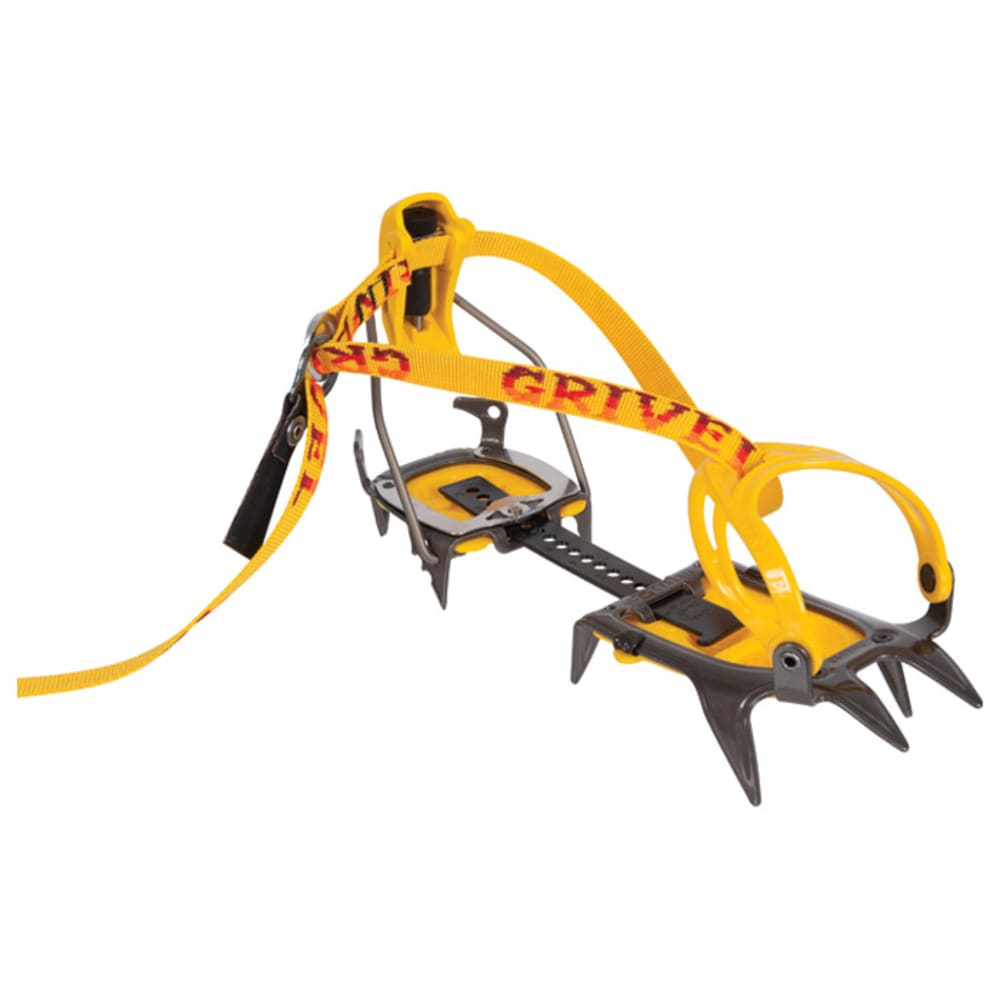 GRIVEL G10 New-Matic Crampons - YELLOW